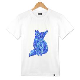 lobo azul