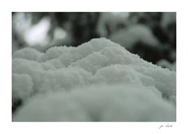 Light as snow