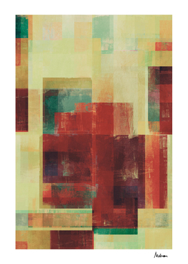 Abstract Geometry No. 21