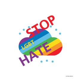 Stop HATE LGBT by Victoria Deregus_01