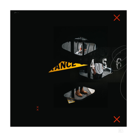 Collage 2.0 / Black
