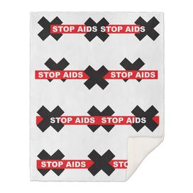 STOP AIDS_ Art by Victoria Deregus_01