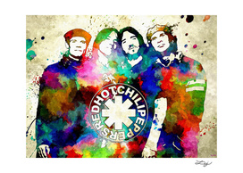 Red Hot Chili Peppers Grunge
