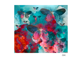 """""""Spring Butterfly love"""""""
