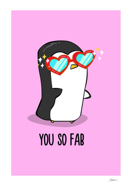 Fabulous Penguin