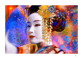 Geisha - The Colors Of The Dreams