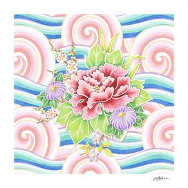 Kimono Bouquet