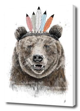 Festival bear