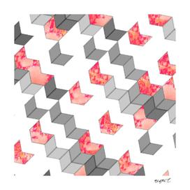 Elegant Minimalist Geometric Pattern