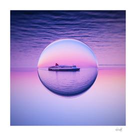 ultraviolet sea