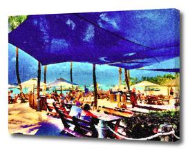 Sunday afternoon  at KAIBOBEACH