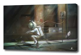 Astronauta ze snu2