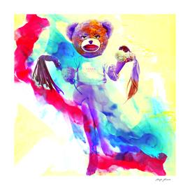 Teddy, but Not The Bear
