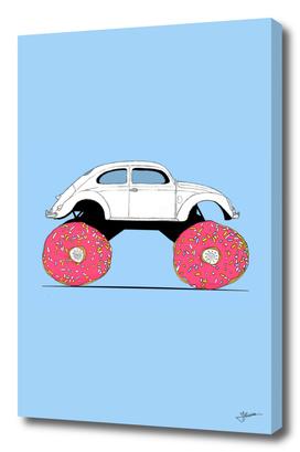 Trunkin' Donut
