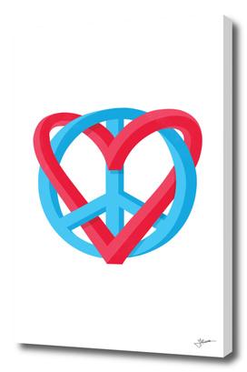 Peace + Love