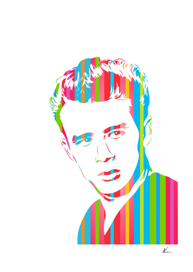 James Dean | Pop Art