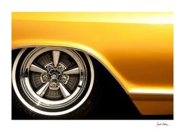 Curves on a Lowrider Car