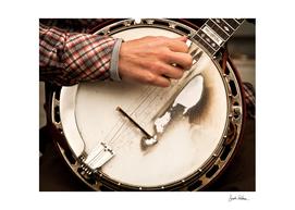 Banjo Abstract