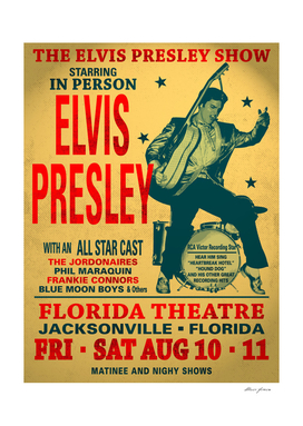 The Elvis Presley Show