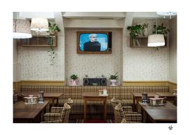 Lunch in Kiev