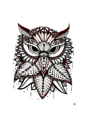 ornate owl