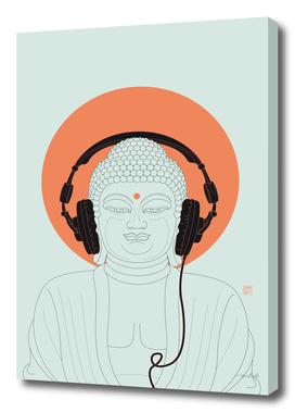 Buddha : Listen to Om!