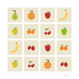AFE Fruit Grid