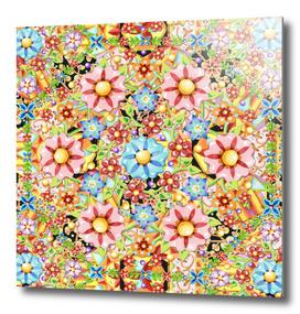 Millefiori Gypsy Floral