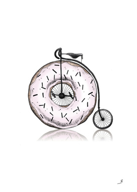 Donut Ride My Bicycle