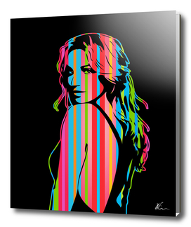 Britney Spears | Dark | Pop Art