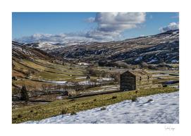 Thwaite Barn in Snow... 2 ...