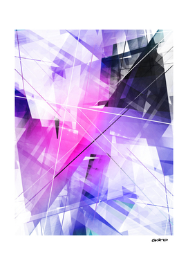 Replica - Geometric Abstract Art