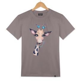 Pin Cushion Giraffe