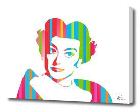 Joan Crawford | Pop Art