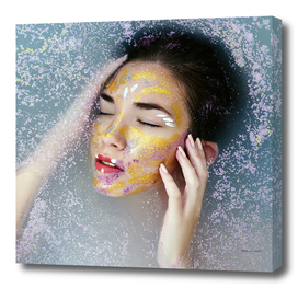 Glitter bath
