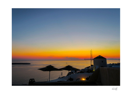 santorini sunset cv