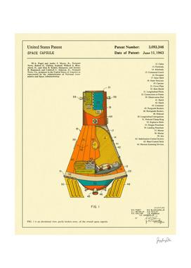 Space Capsule - 1963