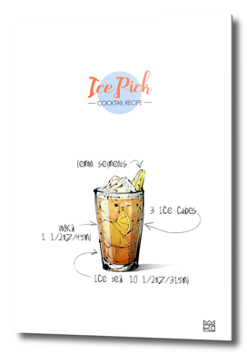 Ice Pick cocktail recipe