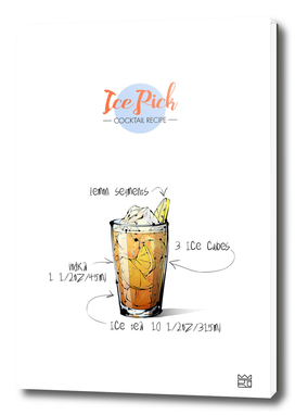 Ice Pick cocktail recipe