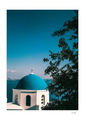 Santorini Greece cne