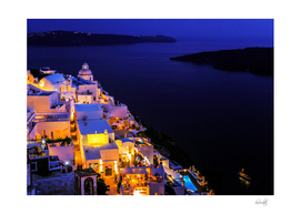 Santorini Fira Greece