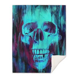 Skull Painted