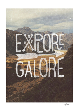 explore galore
