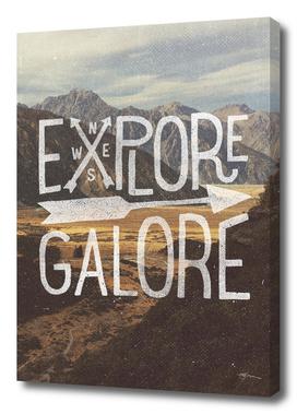 explore galore