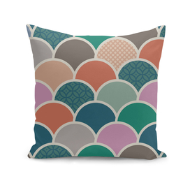 Scallop Pattern I