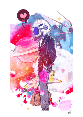 Space fashion