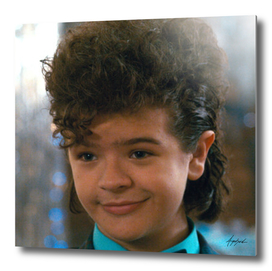 Dustin Mike Eleven Will Lucas Demogorgon TV Show Hair