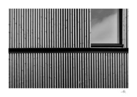 Facade and window, 2013