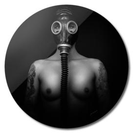 Fetish Girl in Gas Mask