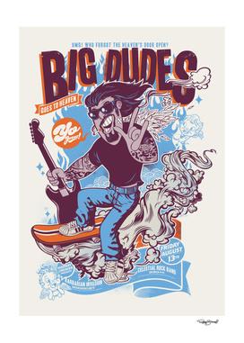 Big Dudes Goes To Heaven